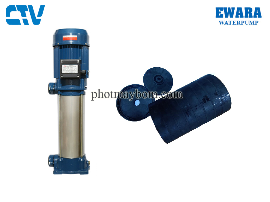 Cánh máy bơm trục đứng Ewara VM 2 - 9 x 5