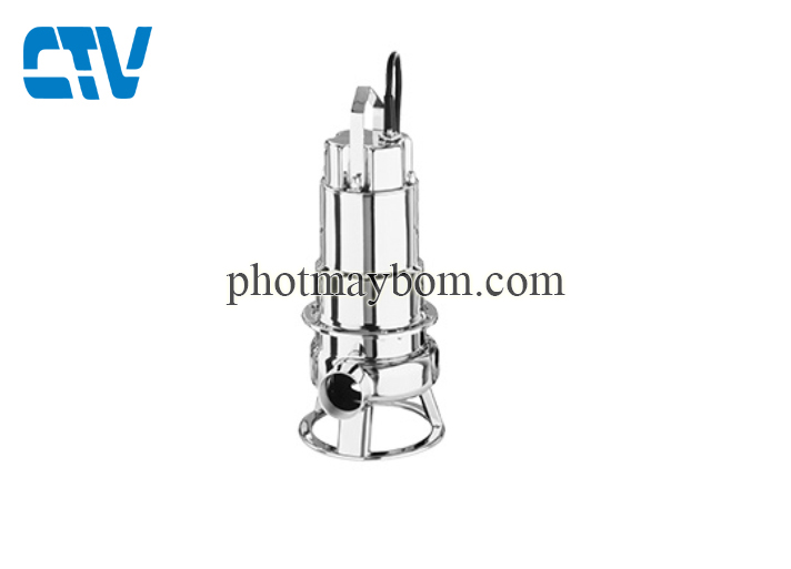 Máy bơm nước Stac SX/150 MA 1,1Kw (1,5Hp)